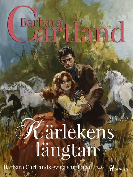Kärlekens längtan af Barbara Cartland