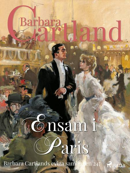 Ensam i Paris af Barbara Cartland