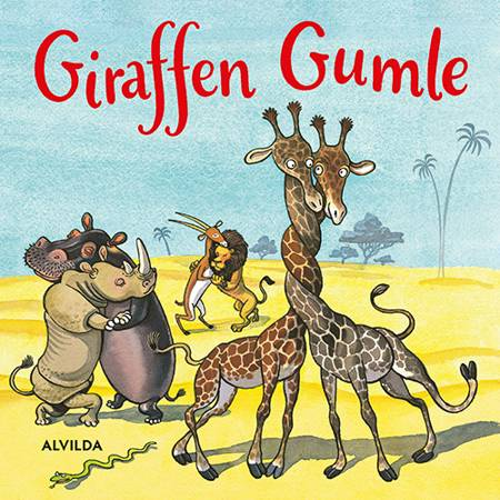 Giraffen Gumle af Bente Bech
