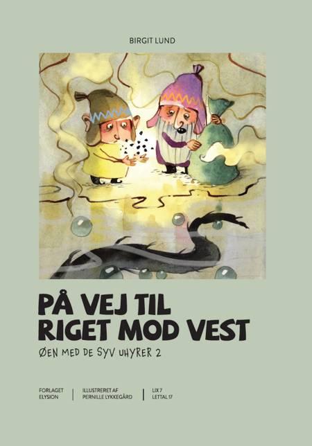 Øen med de Syv Uhyrer 2 af Birgit Lund