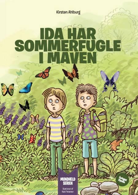 Ida har sommerfugle i maven af Kirsten Ahlburg