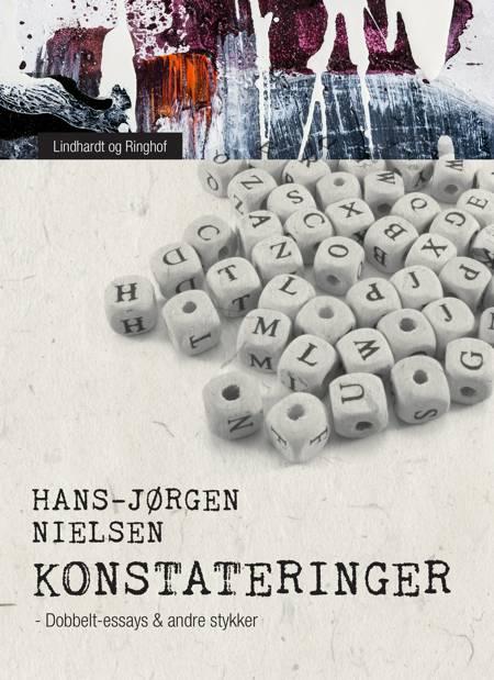 Konstateringer. Dobbelt-essays & andre stykker af Hans-Jørgen Nielsen