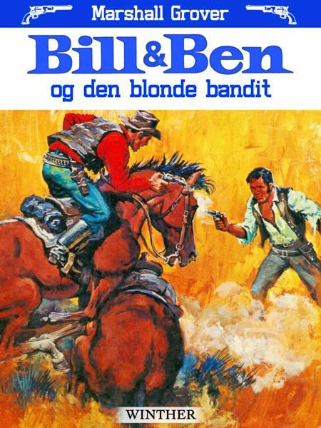 Bill og Ben og den blonde bandit af Marshall Grover