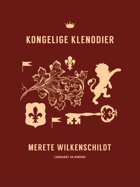Kongelige klenodier af Merete Wilkenschildt