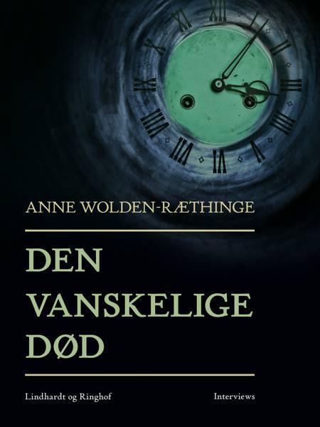 Den vanskelige død af Anne Wolden-Ræthinge