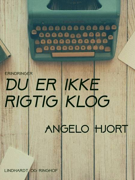 Du er ikke rigtig klog af Angelo Hjort