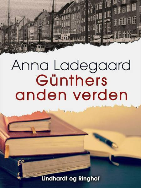 Günthers anden verden af Anna Ladegaard
