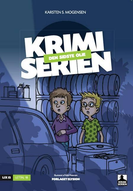 Krimiserien 6 af Karsten S. Mogensen