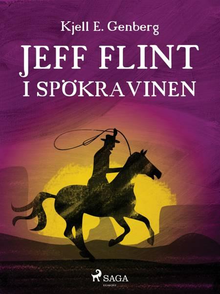 Jeff Flint i spökravinen af Kjell E Genberg