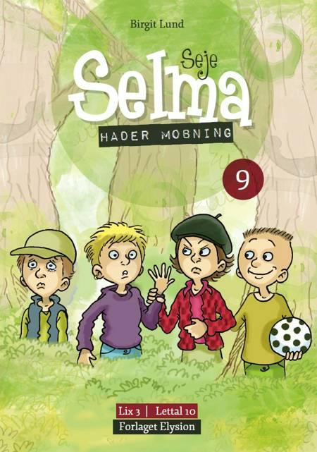 Seje Selma 9 af Birgit Lund