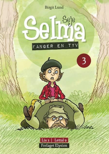 Seje Selma 3 af Birgit Lund