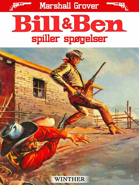 Bill og Ben spiller spøgelser af Marshall Grover