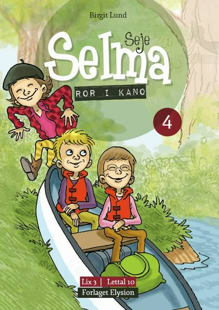 Seje Selma 4 af Birgit Lund