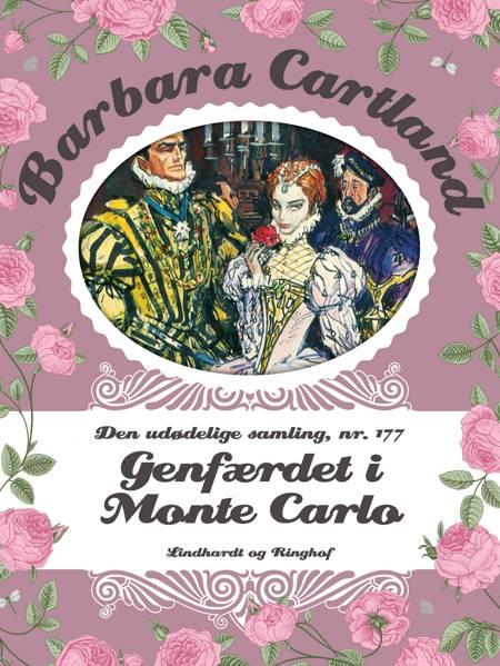Genfærdet i Monte Carlo af Barbara Cartland