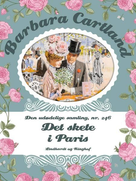 Det skete i Paris af Barbara Cartland