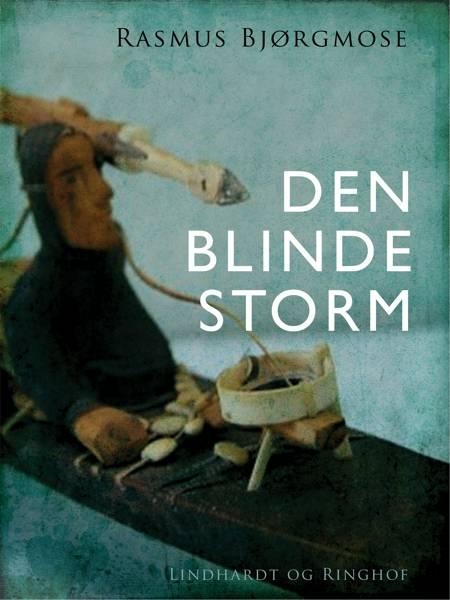 Den blinde storm af Rasmus Bjørgmose