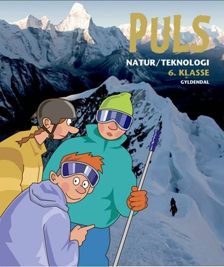 PULS 6. klasse, grundbog af Mari-Ann Skovlund Jensen, Per Buskov og Iben Dalgaard m.fl.