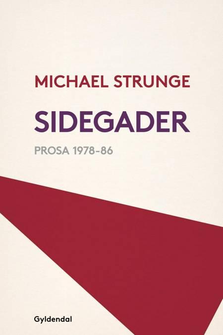 Sidegader af Michael Strunge
