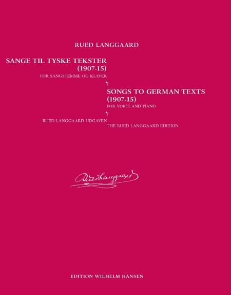 Sange / Songs Vol.1-3