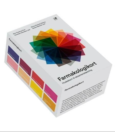 Farmakologikort - huskekort til eksamenslæsning af Kim Thestrup Foss, Christian Svendsen Juhl og Ninna Hinchely Ebdrup m.fl.