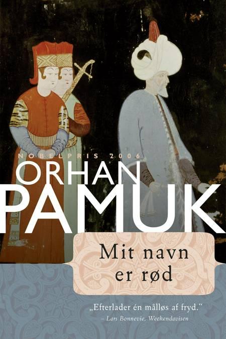 Mit navn er Rød af Orhan Pamuk