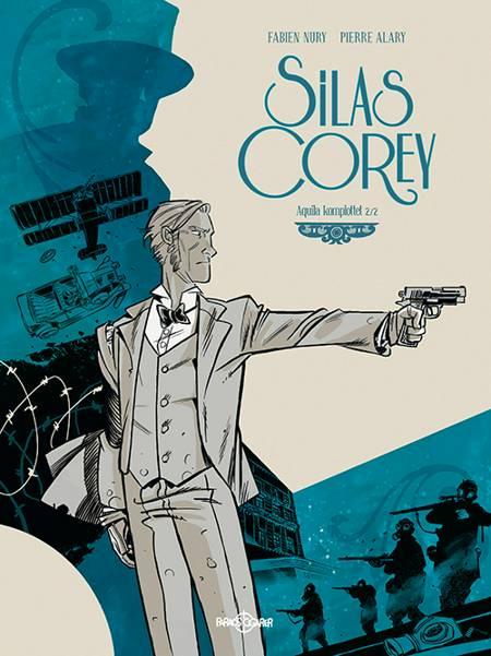 Silas Corey af Fabien Nury