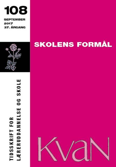 Skolens formål af Jens Erik Kristensen