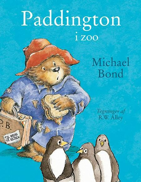 Paddington i zoo af Michael Bond