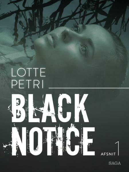 Black notice: Afsnit 1 af Lotte Petri