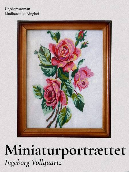 Miniaturportrættet af Ingeborg Vollquartz