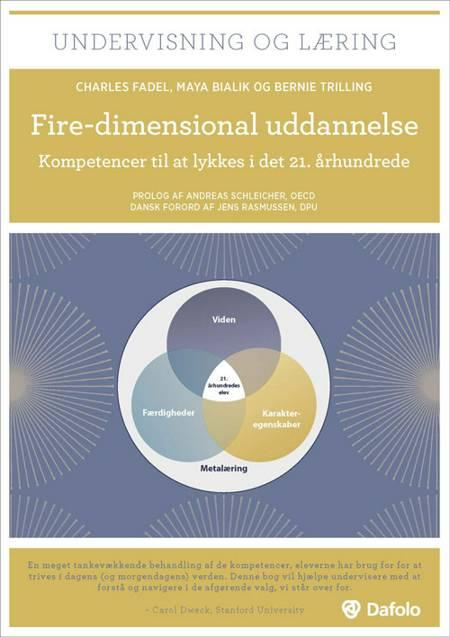Fire-dimensional uddannelse af Maya Bialik, Bernie Trilling, Charles Fadel og Maya Bialik og Bernie Trilling
