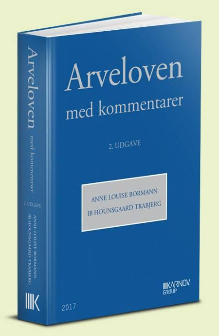 Arveloven med kommentarer af Anne Louise Bormann og Ib Hounsgaard Trabjerg
