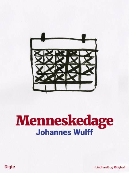 Menneskedage af Johannes Wulff