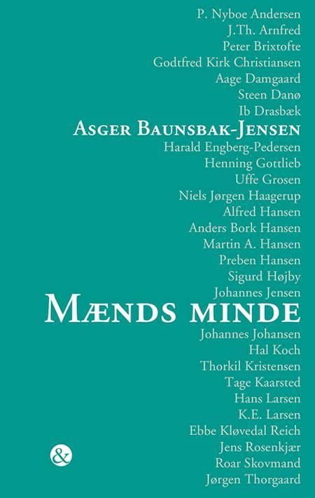 Mænds minde af Asger Baunsbak-Jensen