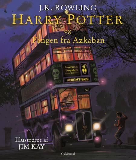 Harry Potter og fangen fra Azkaban (illustreret) af J.K. Rowling