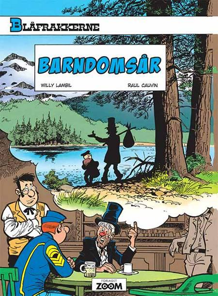 Blåfrakkerne: Barndomsår af Raoul Cauvin