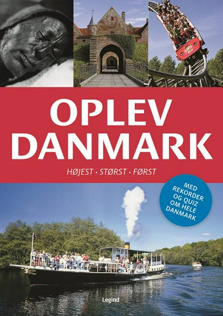 Oplev Danmark af Jørgen Hansen