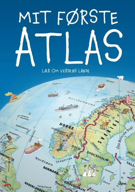 Mit første atlas af Jesper Groftved og Merete Schäffer