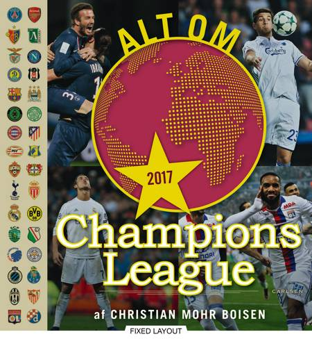 Alt om Champions League af Christian Mohr Boisen