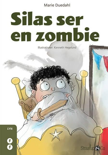 Silas ser en zombie af Marie Duedahl