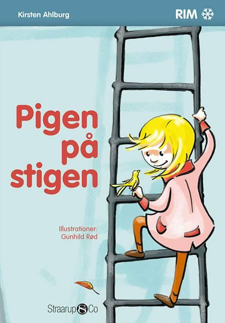Pigen på stigen af Kirsten Ahlburg