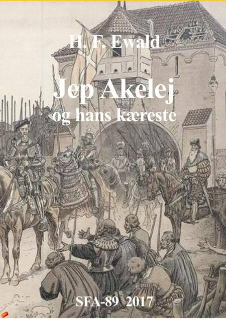 Jep Akelej og hans kæreste af H. F. Ewald