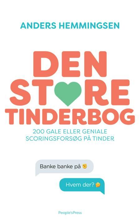 Den store Tinderbog af Anders Hemmingsen