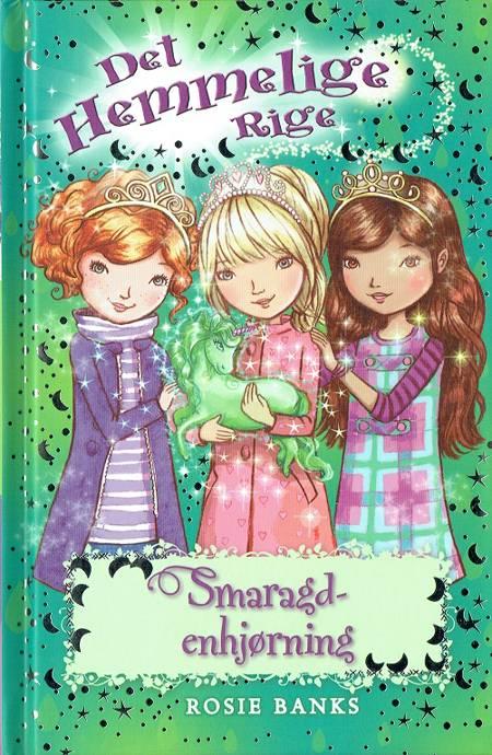 Smaragdenhjørning af Rosie Banks