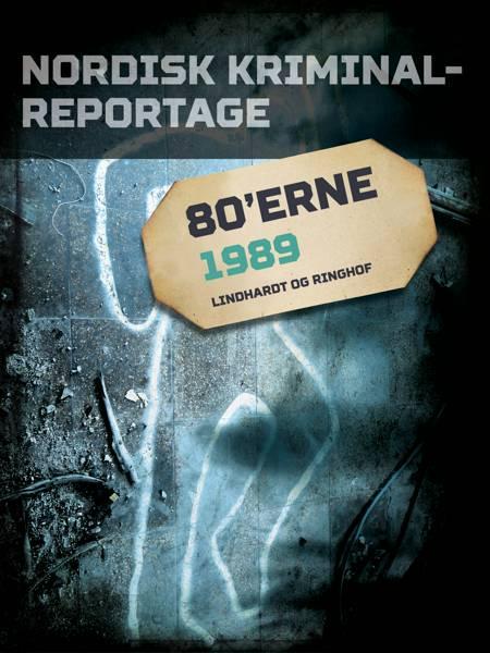 Nordisk Kriminalreportage 1989