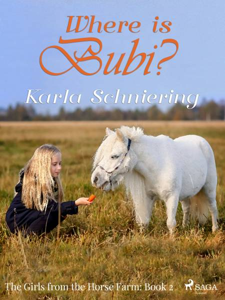 The Girls from the Horse Farm 2 - Where is Bubi? af Karla Schniering