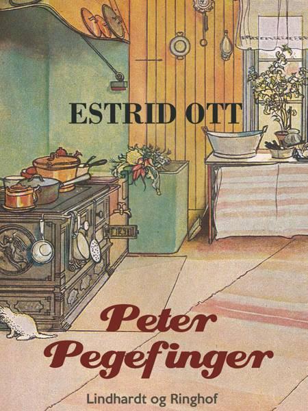 Peter Pegefinger af Estrid Ott