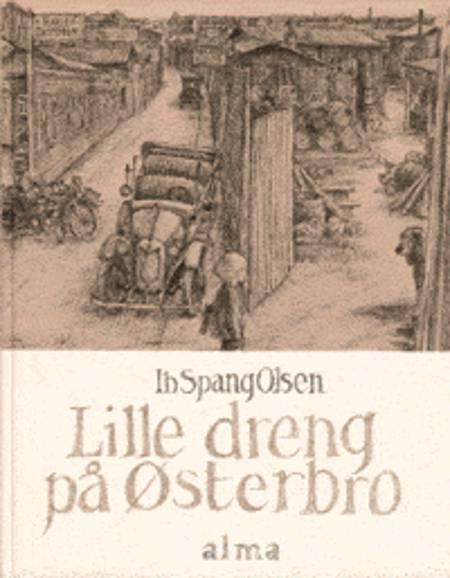 Lille dreng på Østerbro af Ib Spang Olsen