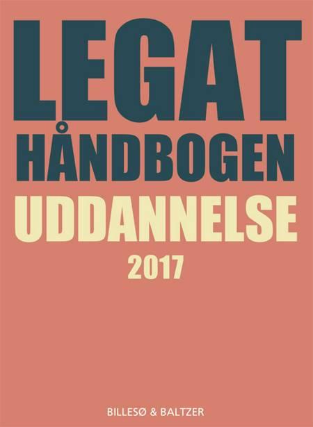 Legathåndbogen Uddannelse 2017 af Per Billesø og Berit Jylling
