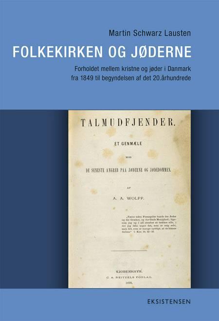 Folkekirken og jøderne af Martin Schwarz Lausten